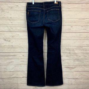 PAIGE Jeans montecito dark wash bootcut flare